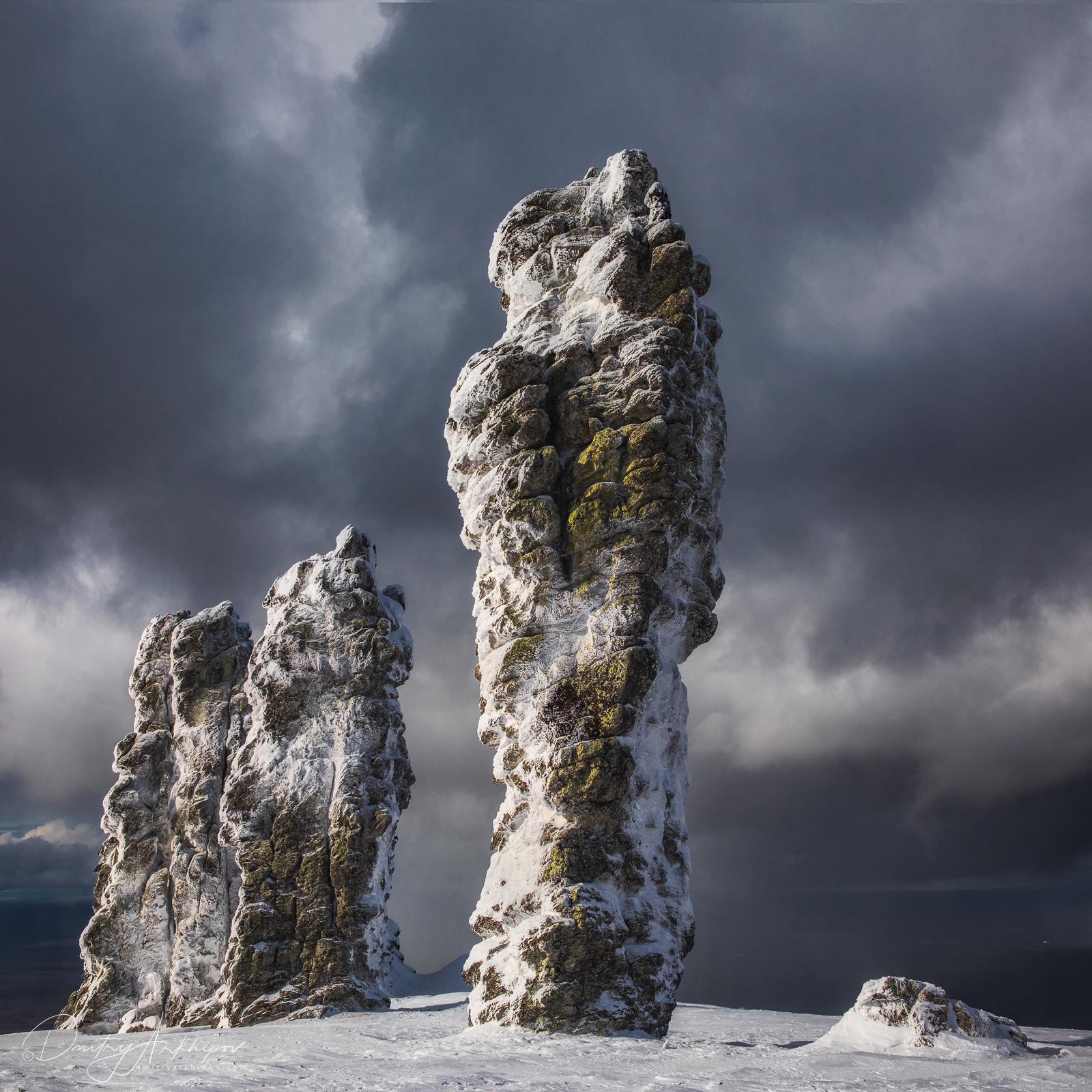 Уникальное плато Маньпупунёр