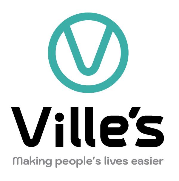 Логотип компании Ville's
