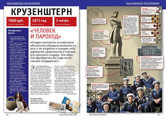 Памятник Крузенштерну. История