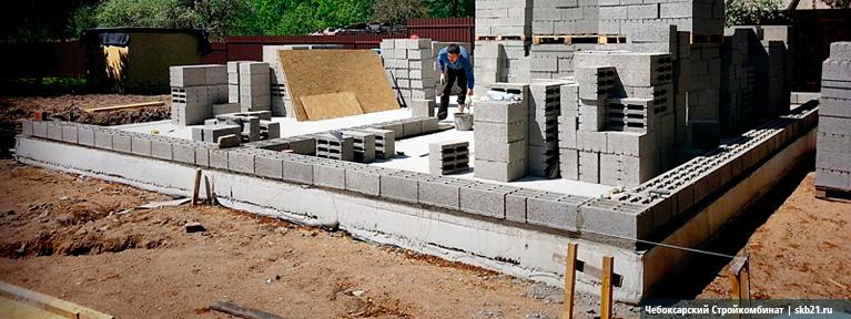 Цоколь из керамзитобетона цемент пц 500 до в москве
