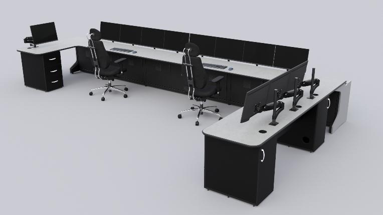 Стол оператора для STARTELECOM CIS