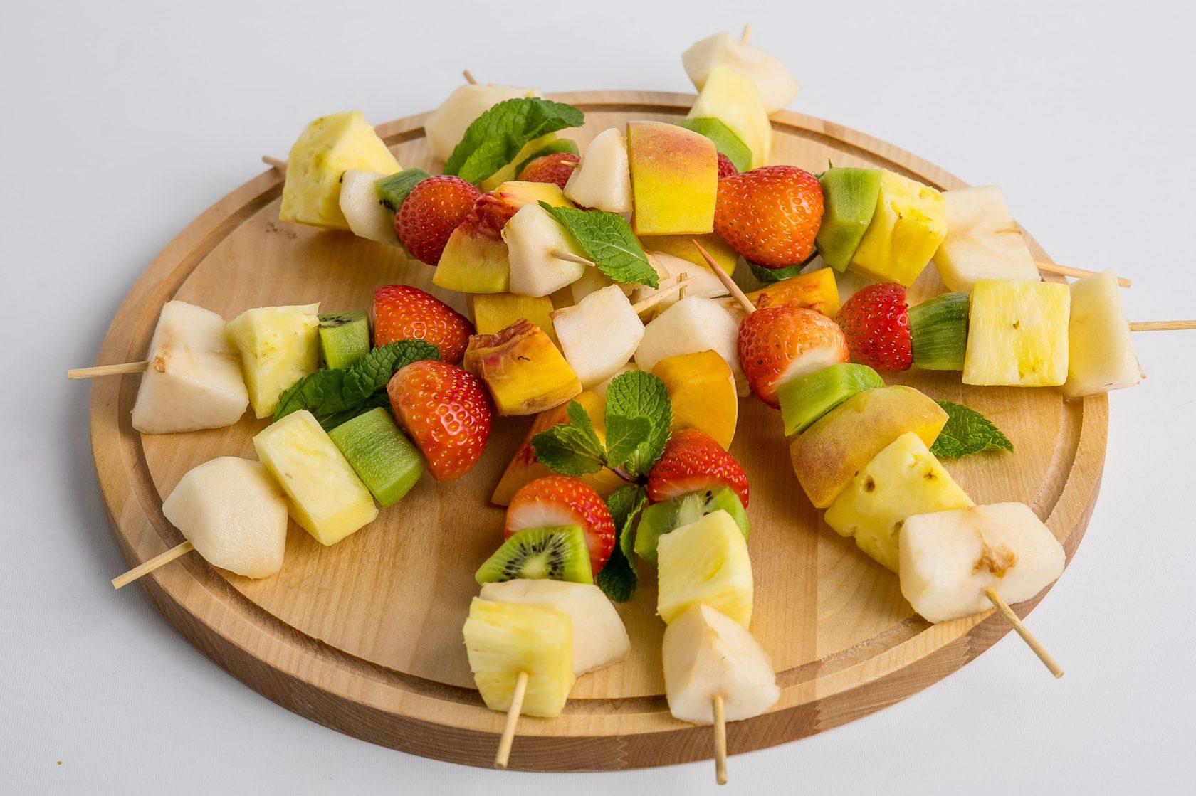 заметить, фруктовые канапе на шпажках с фото зимой нашего народа тяга