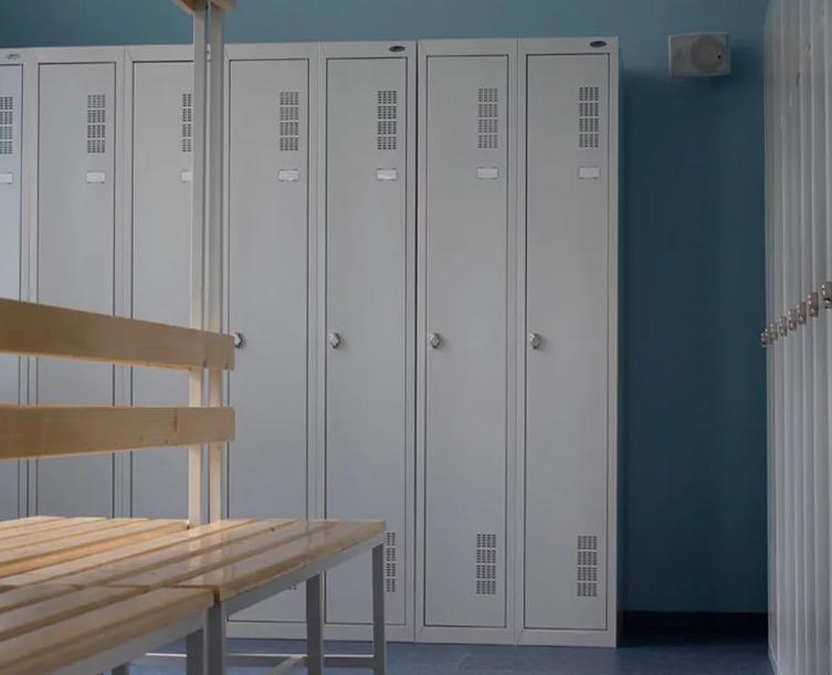 Изготовление скамеек для раздевалок и сушильных шкафов для ТК Деловые Линии