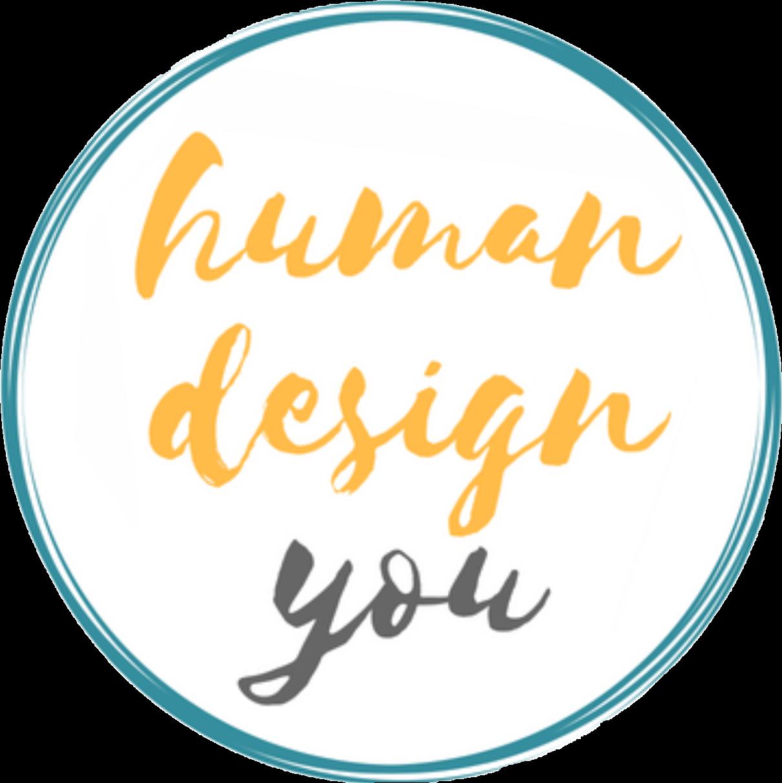 HUMAN DESIGN YOU