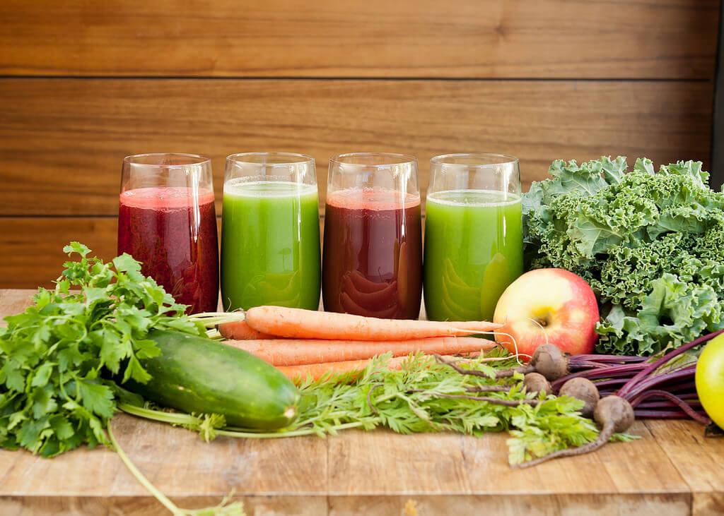 Сок Овощной Диета. Соковая диета для похудения — минус 8 кг за 7 дней