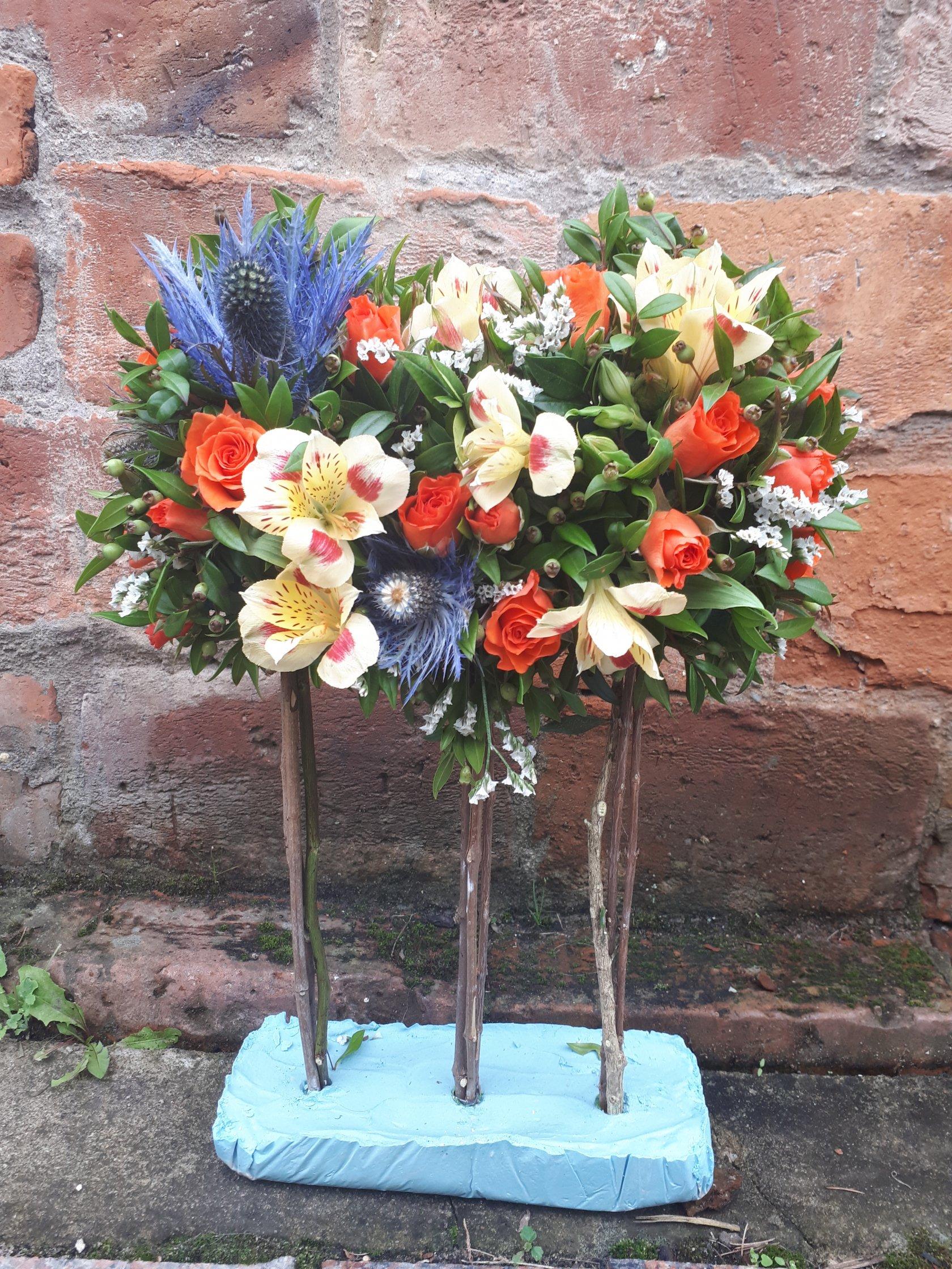 Цветов асбест, купить букет цветов в твери