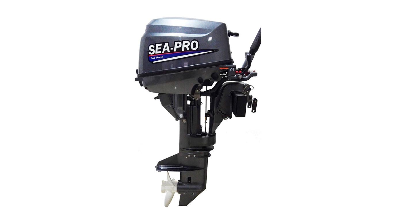 Sea-Pro F 9.8S | 9.8 л.с.