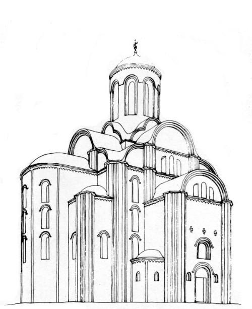 Храм в честь Архангела Михаила. Смоленск. Реконструкция