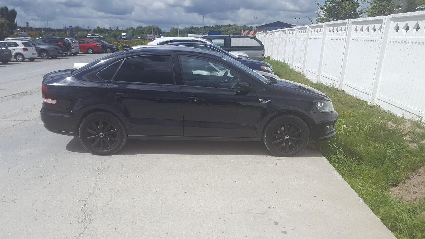тюнинг VW POLO 5