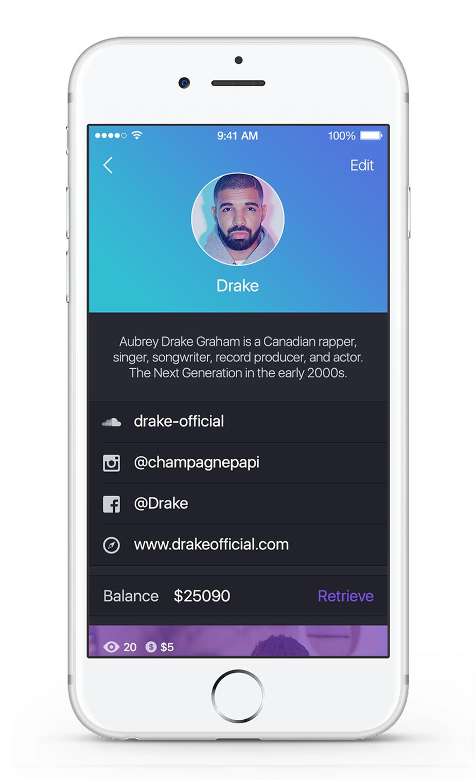 MusicNow app