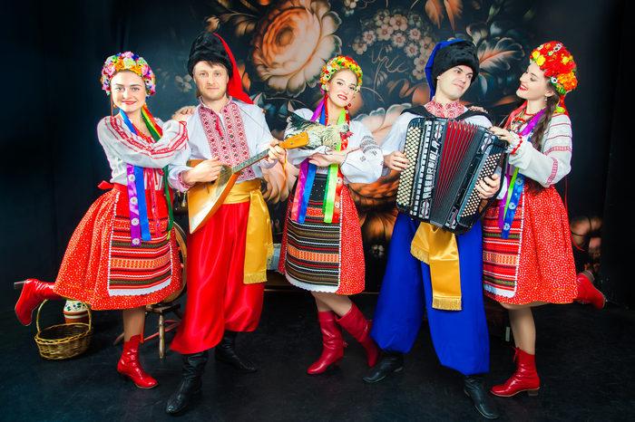 Украинские картинки народные