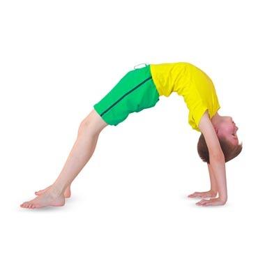 Гимнастический центр KrohaGym: гимнастика для детей от 5 до 7 лет