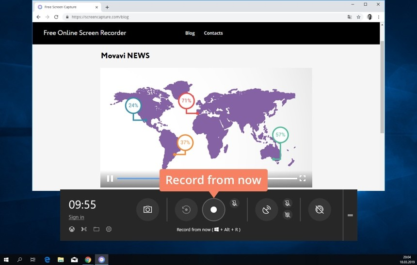 How to Record Screen for Free | Record Screen on Windows