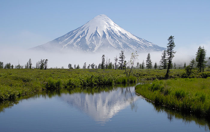 Кроноцкий вулкан | Туры на Камчатку