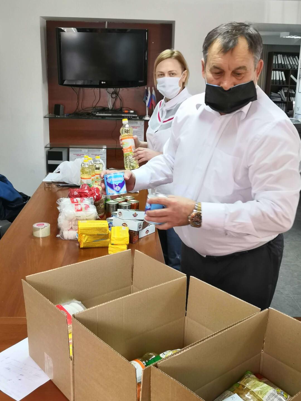 Депутат Новосибирска Бондаренко Сергей волонтер