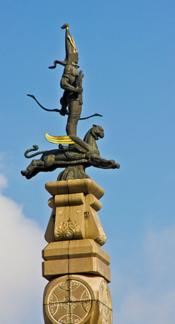 монумент независимости казахстана, день независимости казахстана, история праздника дня независимости казахстана, история независимости казахстана