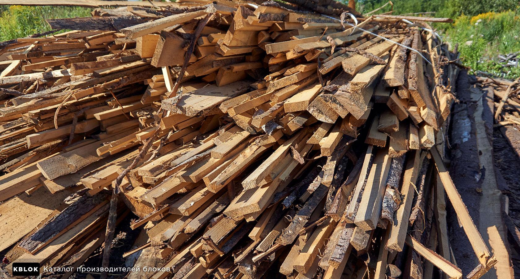 заготовки древесины