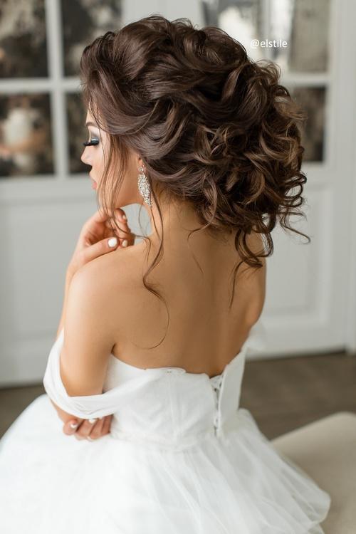 на свадьбу прически фото
