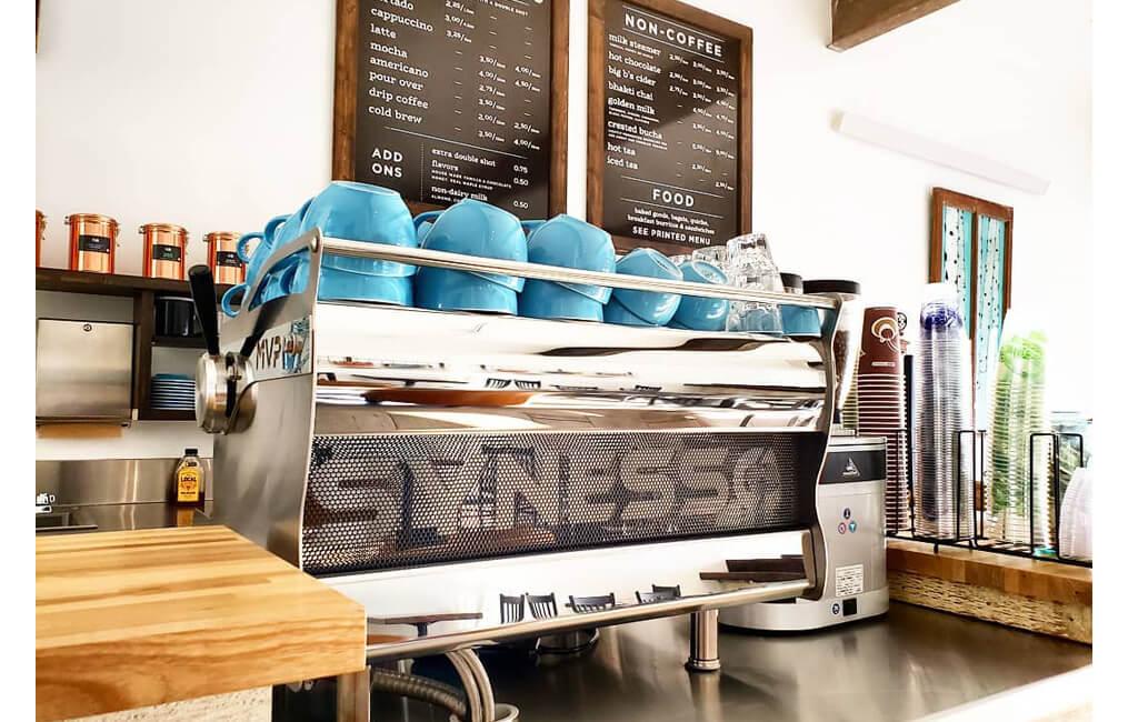 профессиональные кофемашины для баров и ресторанов