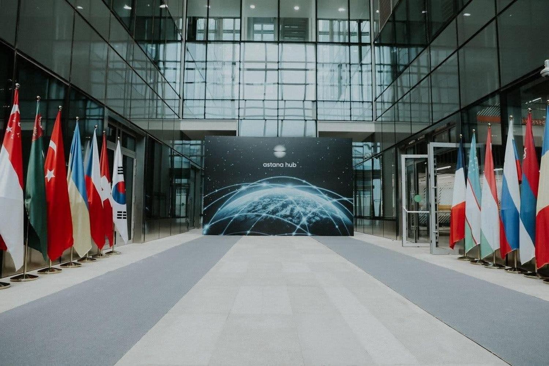 Команда DigitalPax будет работать над собственным стартап-проектом в Astana Hub
