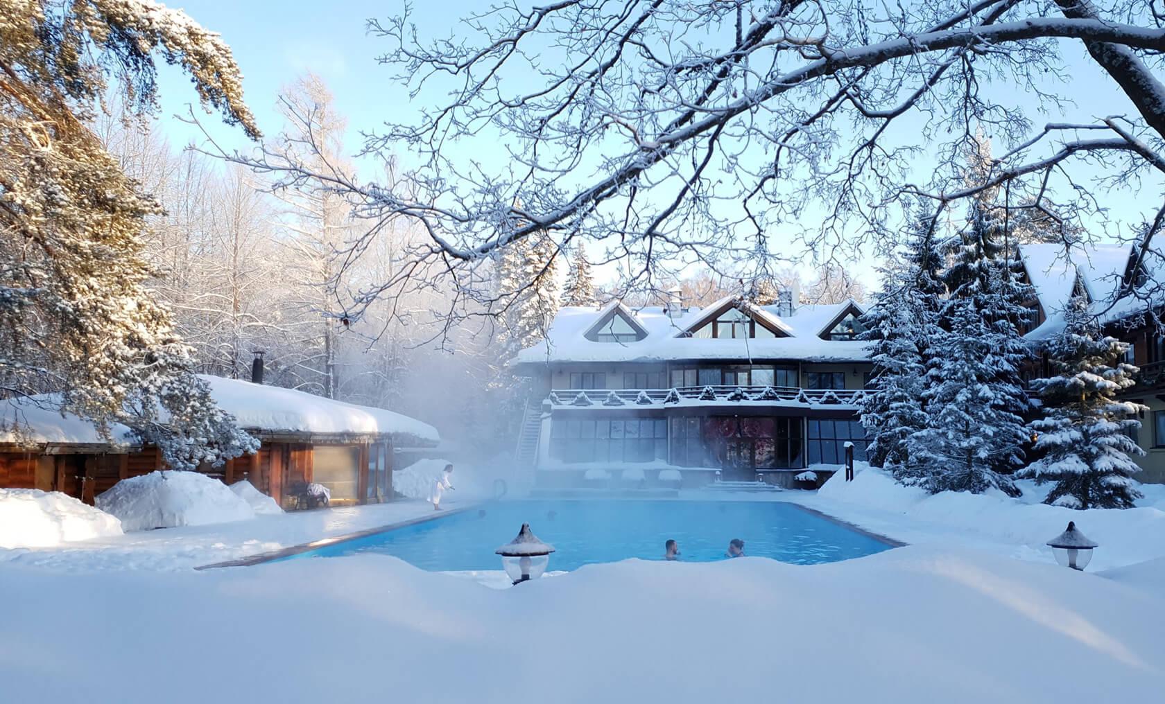 отель Скандинавия Ленобласть