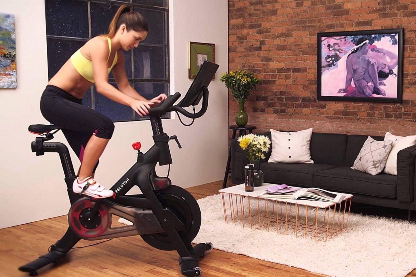 Велотренажер похудей в