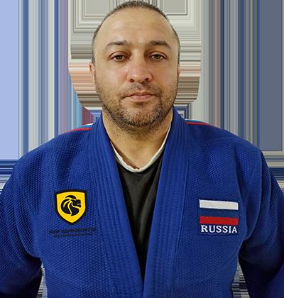 Заур Халилов - тренер по самбо, дзюдо