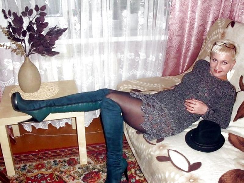 Любители русских зрелых меня