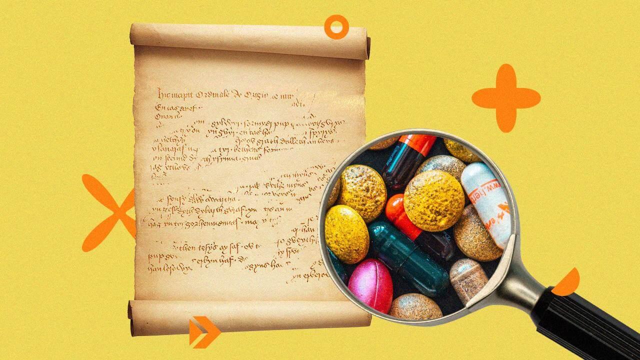 Обучение фармацевтов латыни