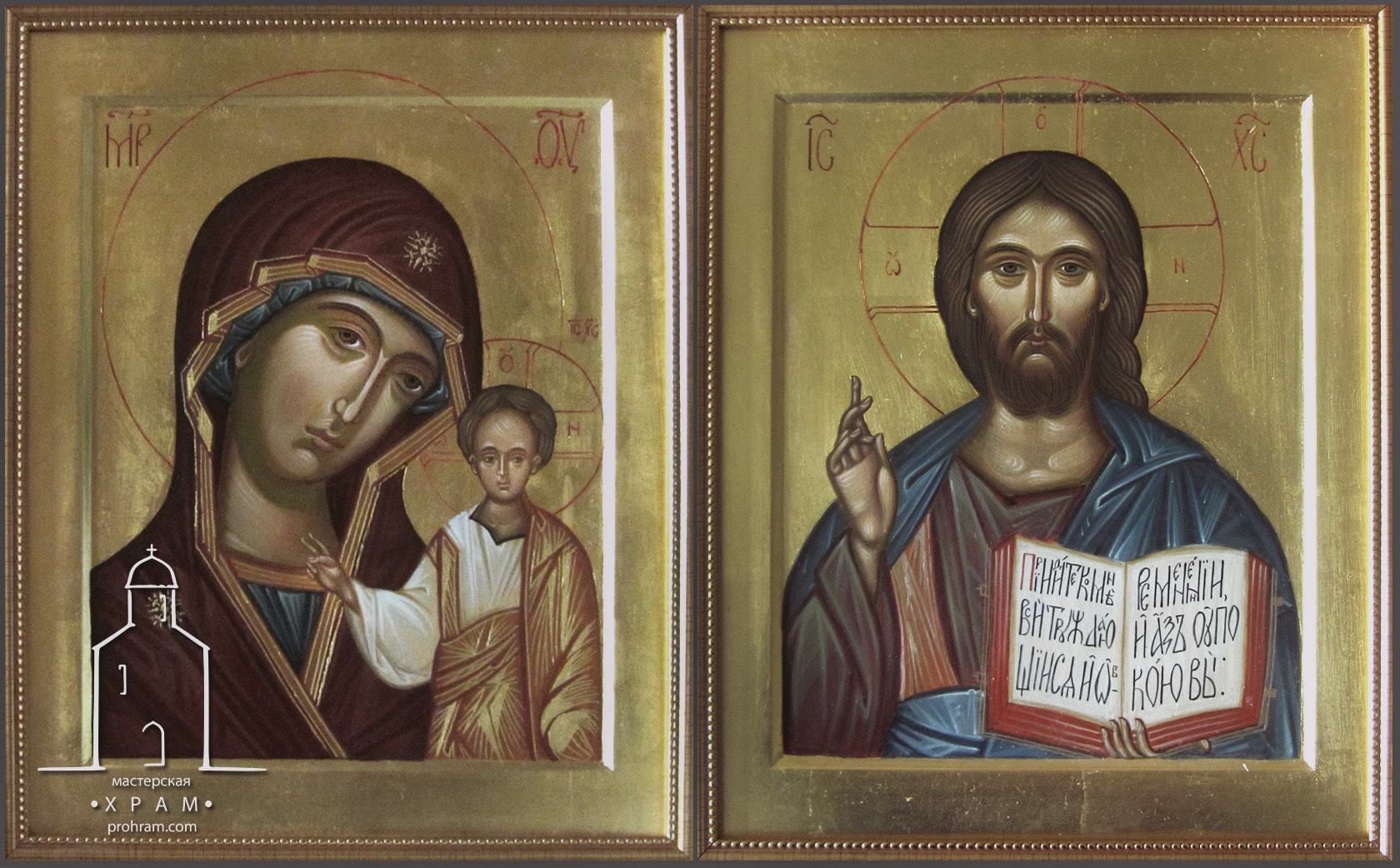 написание икон, заказать написание икон, написание икон на заказ, писаная икона, купить писаную икону, заказать венчальную пару, венчальная пара