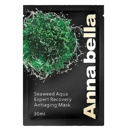 Регенерирующая маска для лица Annabella Seaweed Aqua Expert Recovery Antiaging Mask