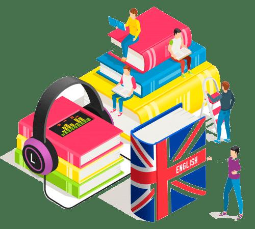 Занятия английским в детских садах