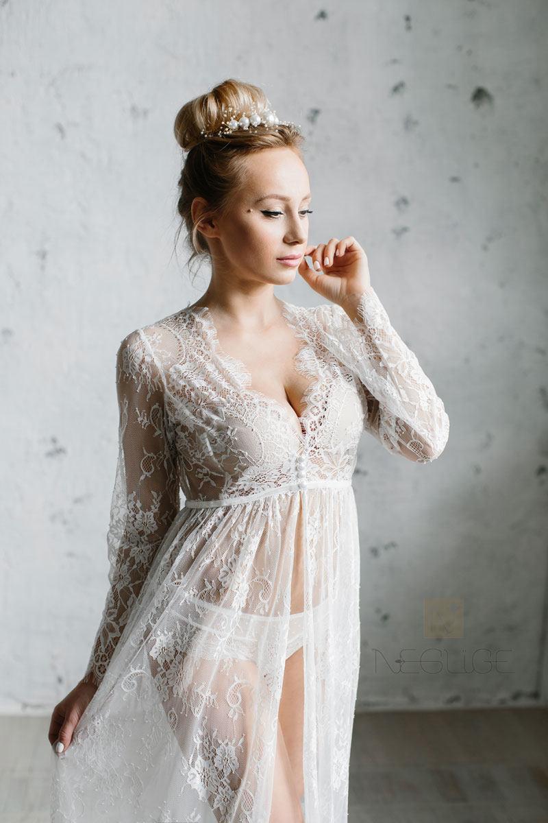 Невеста в неглиже 14