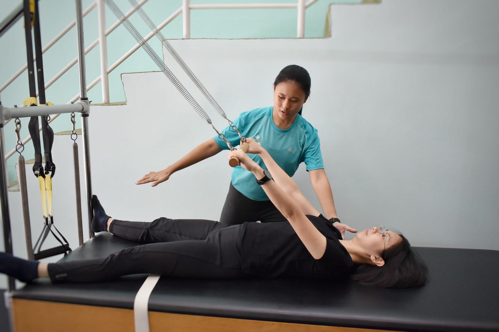 Clinical Pilates <br />