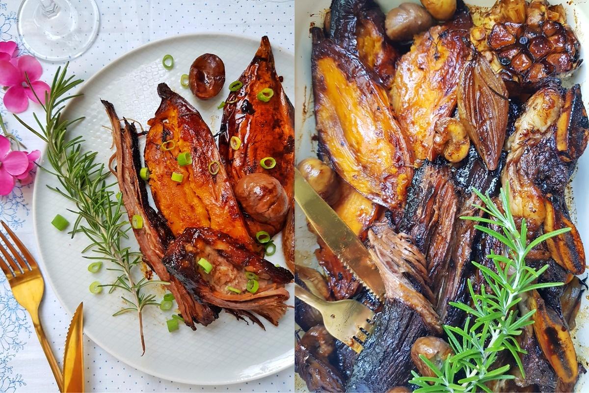 Мясное блюдо. Рош хашана. Блог Вкусный Израиль.
