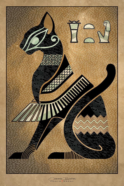 "Immagine: ""The Goddess Bastet"" di Ossama Boshra https://creativecommons.org/licenses/by-sa/4.0/legalcode"