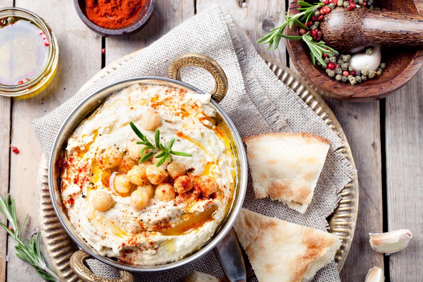 Класически хумус от нахут Krina