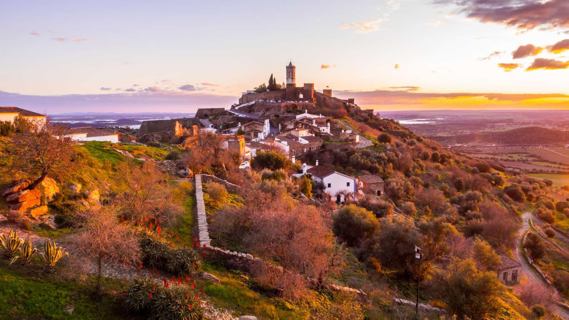 климат юг Португалии