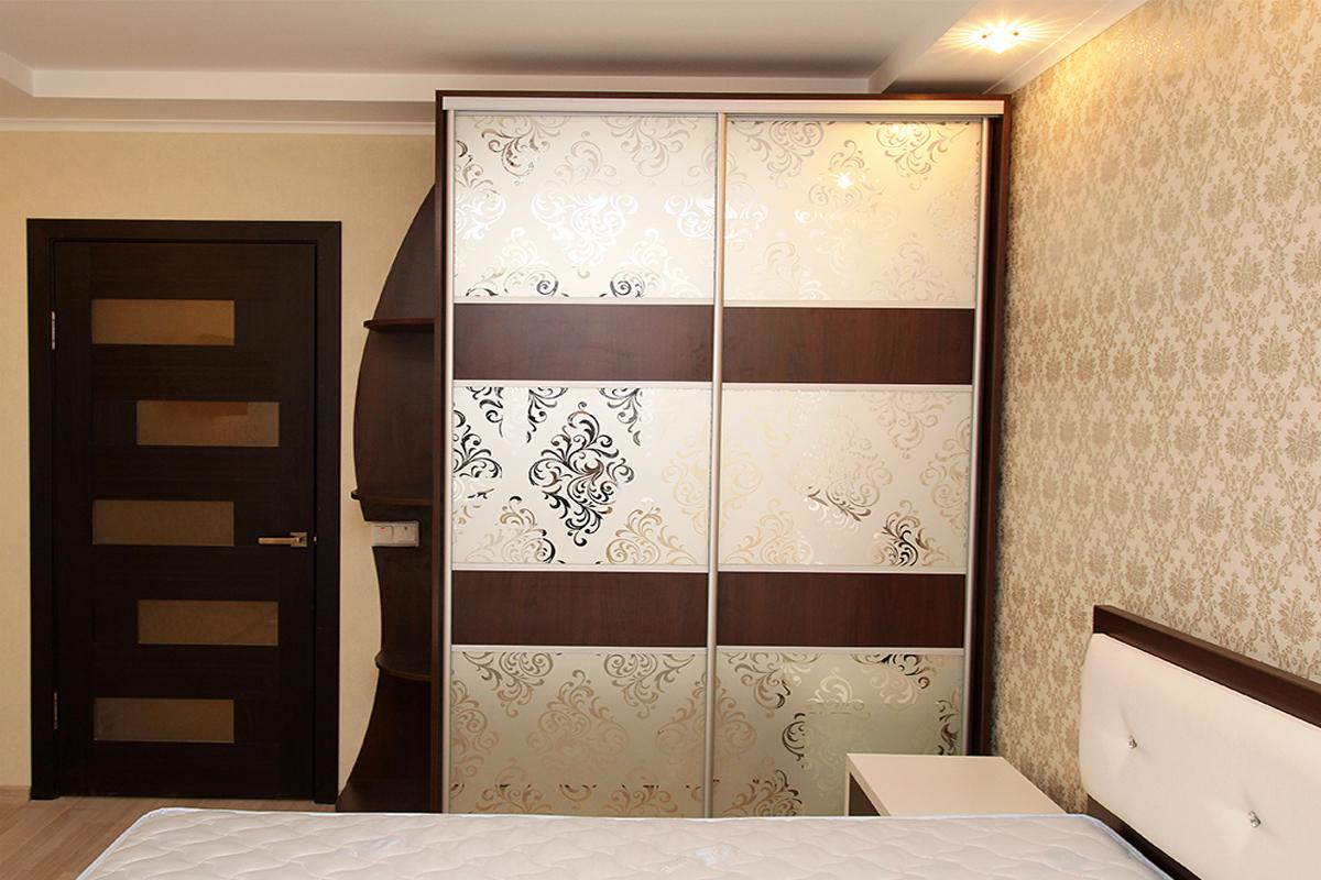 Картинки на шкаф купе для спальни