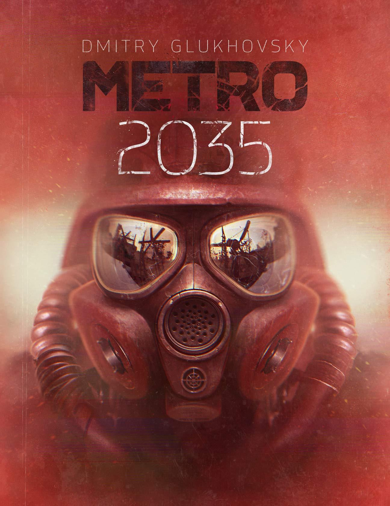Metro 2035 (december 2015) - YouTube