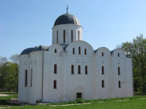 Борисоглебский храм. Чернигов.