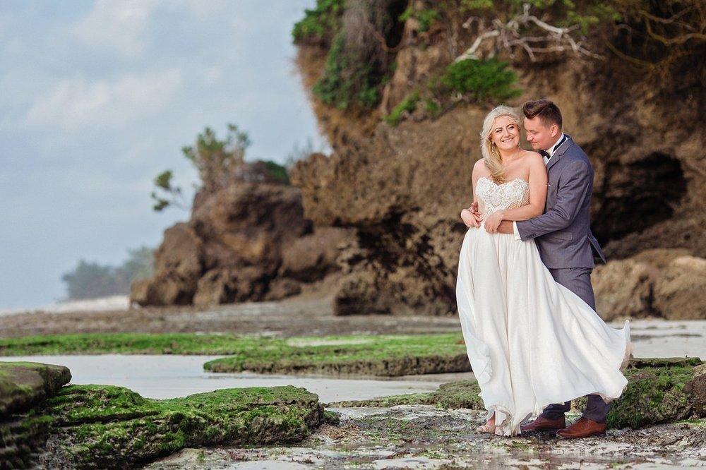 Mombasa Beach Honeymoon - Kenya Wedding Photographer