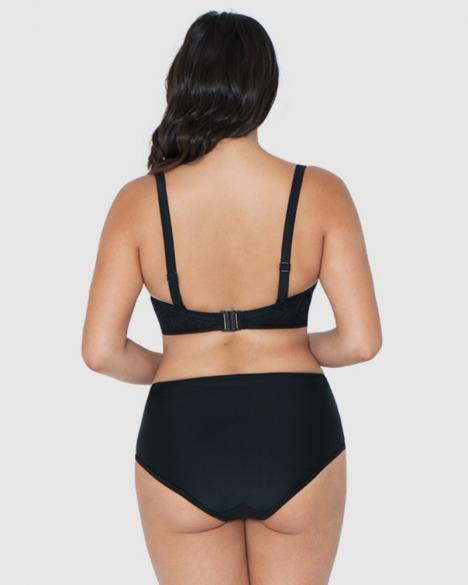 Купальник Curvy Kate Rush Plunge Bikini (Black)