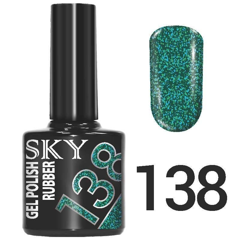 Sky gel №138