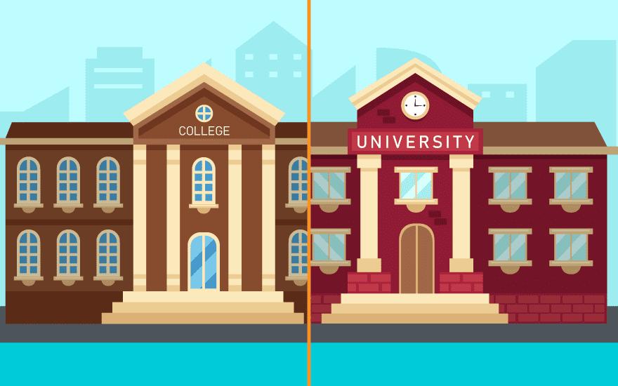 kolledj ili universitet usa