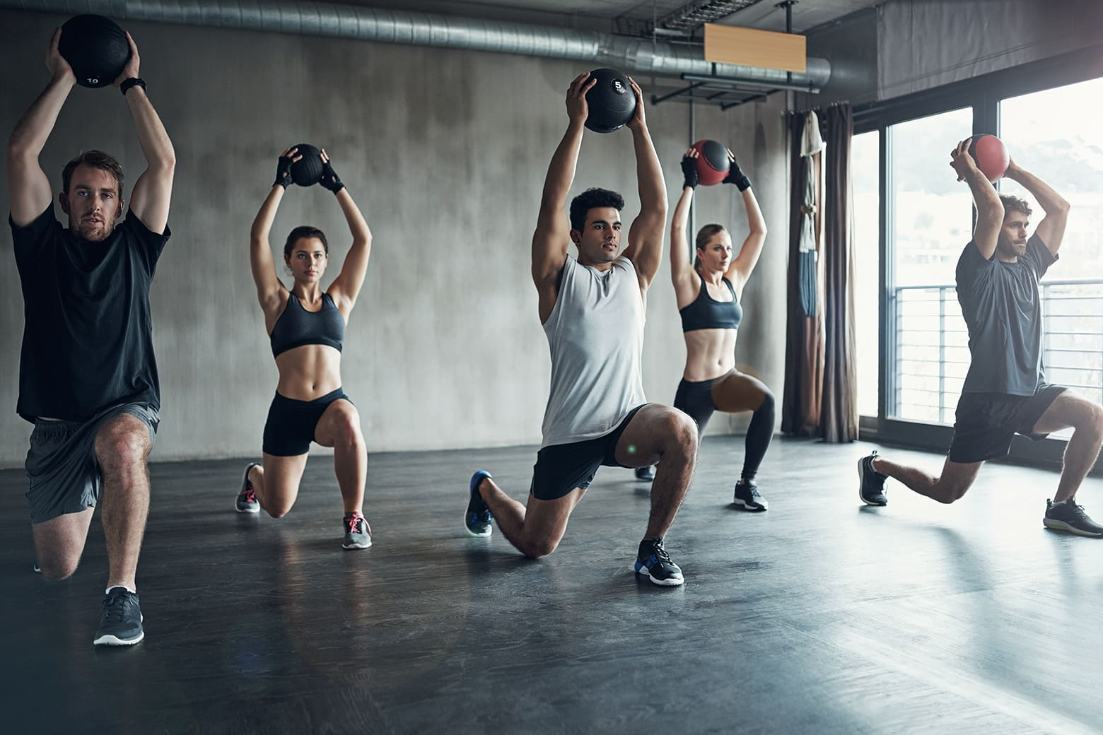 Hardcore cardio exercises