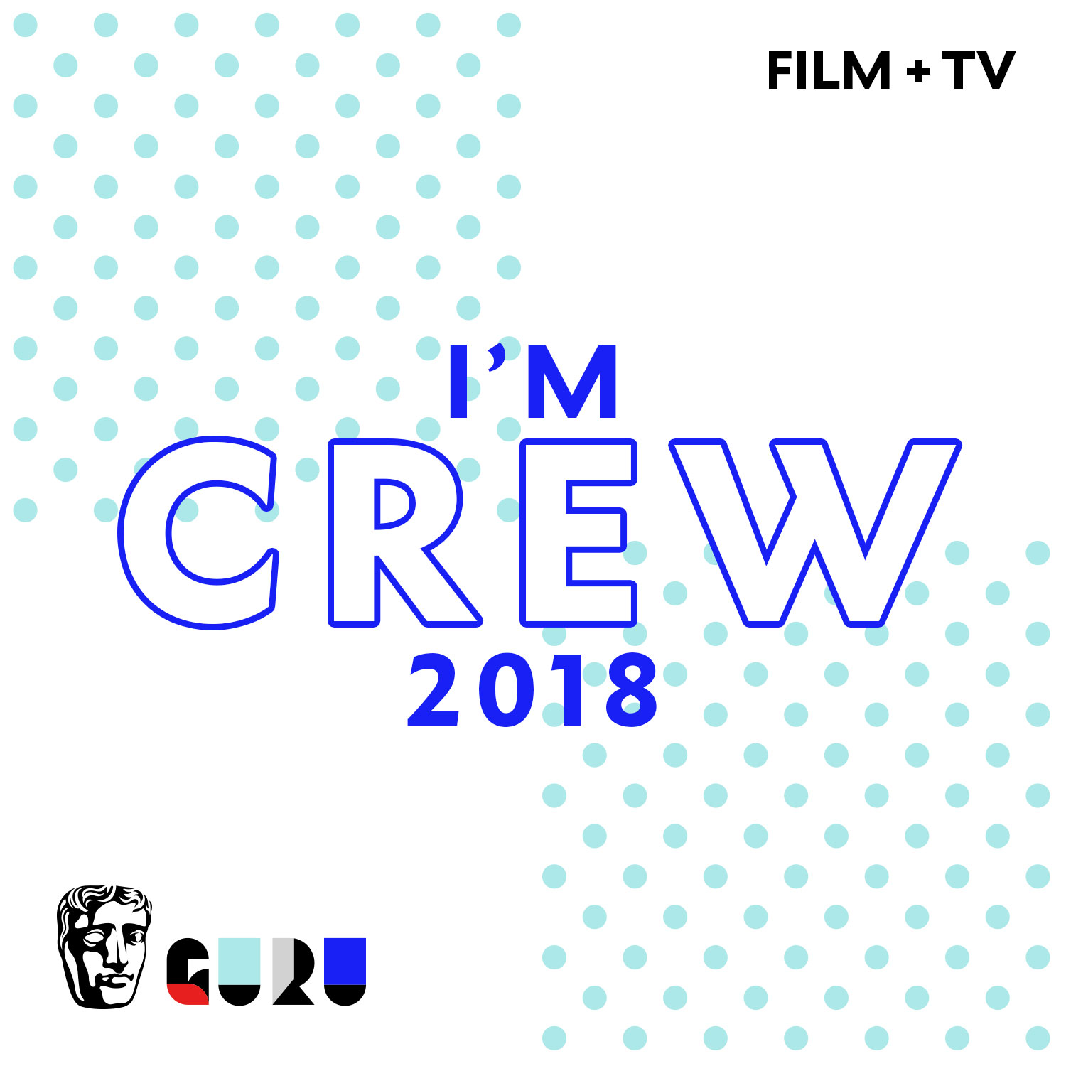 Happy to announce I am now BAFTA Crew for a year of events and networking