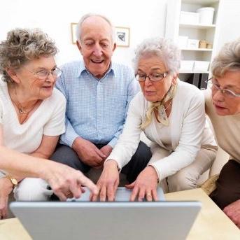 Пульс и пожилые люди