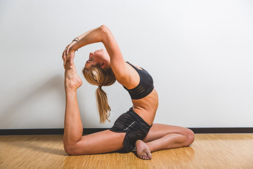 Тренировочный интенсив по йоге