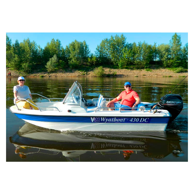 Официальный сайт WyatBoat